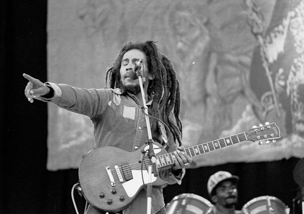 Bob Marley melanoma