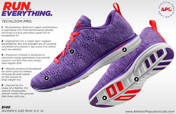 APL Techloom Pro Running Shoe
