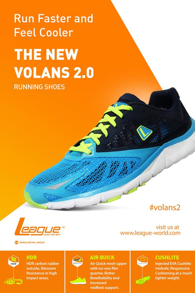 Volans Running Shoe