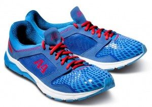 A4 running shoes