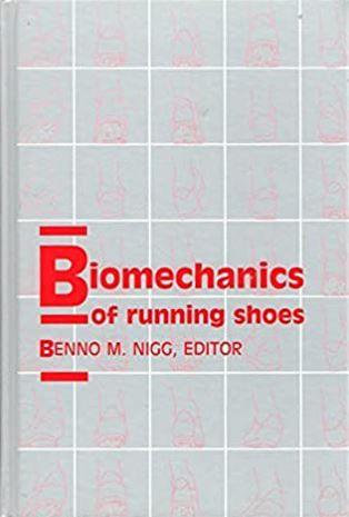 biomechanics of running shoes