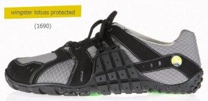 Joe Nimble Wingster Lotuss Protected  Running Shoes