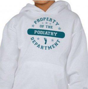 Podiatry Dept Hoodie