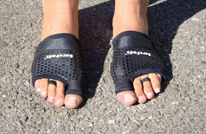 BarePadz Barefoot Running Shoes