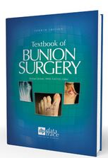 Textbook of Bunion Surgery