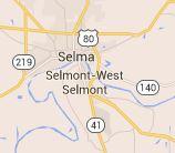 Find a Podiatrist in Dallas County, Alabama