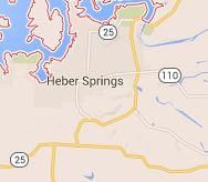 Find a Podiatrist in Cleburne County, Arkansas