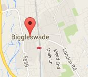 Find a Podiatrist in Biggleswade, England