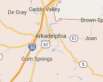 Find a Podiatrist in Clark County, Arkansas