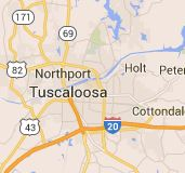 Find a Podiatrist in Tuscaloosa County, Alabama