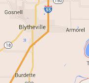 Find a Podiatrist in Mississippi County, Arkansas