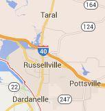 Find a Podiatrist in Pope County, Arkansas