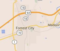 Find a Podiatrist in St. Francis County, Arkansas