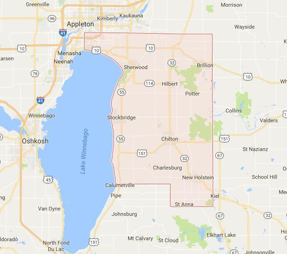Find a Podiatrist in Calumet County, Wisconsin