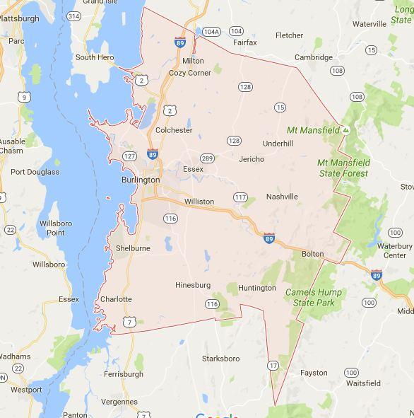 Find a Podiatrist in Chittenden County, Vermont