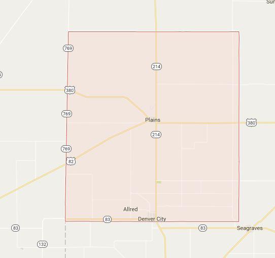 Podiatrists in Yoakum County, Texas