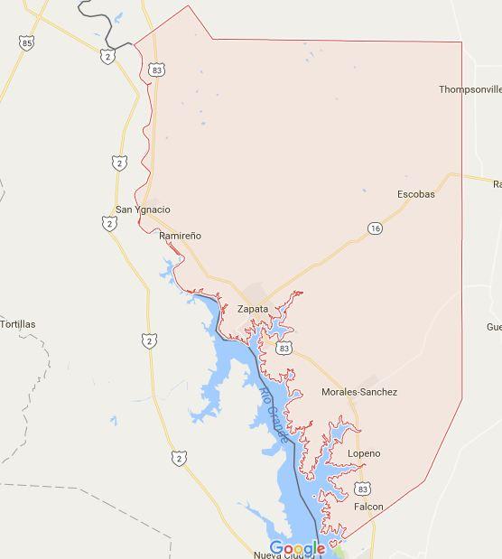 Podiatrists in Zapata County, Texas
