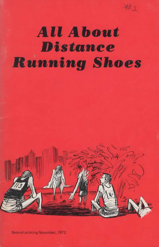 All about distance running shoes