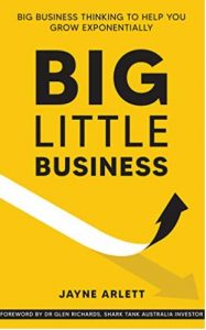 Big Little Business: Big Business Thinking to Help You Grow Exponentially